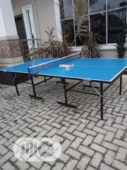 New American Fitness Outdoor Table Tennis With 4bat and 6balls | Sports Equipment for sale in Lagos State, Surulere