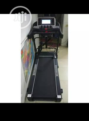 German 3HP Treadmill Machine With Incline, Dumbbells Mp3 Massager   Sports Equipment for sale in Lagos State, Ikeja