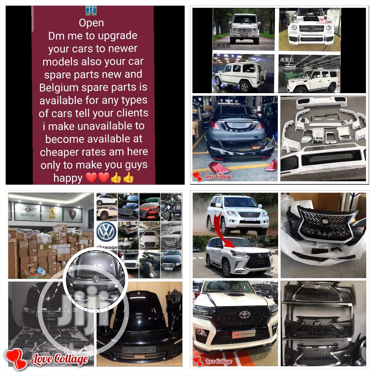 Toyota Parts Upgrade