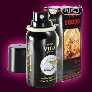Viga 50000 Sex Delay Spray For Long Time For Male | Sexual Wellness for sale in Kano State, Kano Municipal