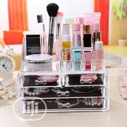 Transparent Makeup and Jewelry Box | Tools & Accessories for sale in Lagos State, Ikeja