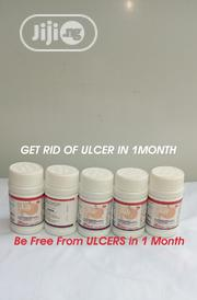 Get Rid of That Stubborn Ulcer. 1month Complete Dose (5 Bottles) | Vitamins & Supplements for sale in Lagos State, Surulere