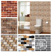 Adhesive Wall Stickers/Wallpapers | Home Accessories for sale in Lagos State, Ikeja