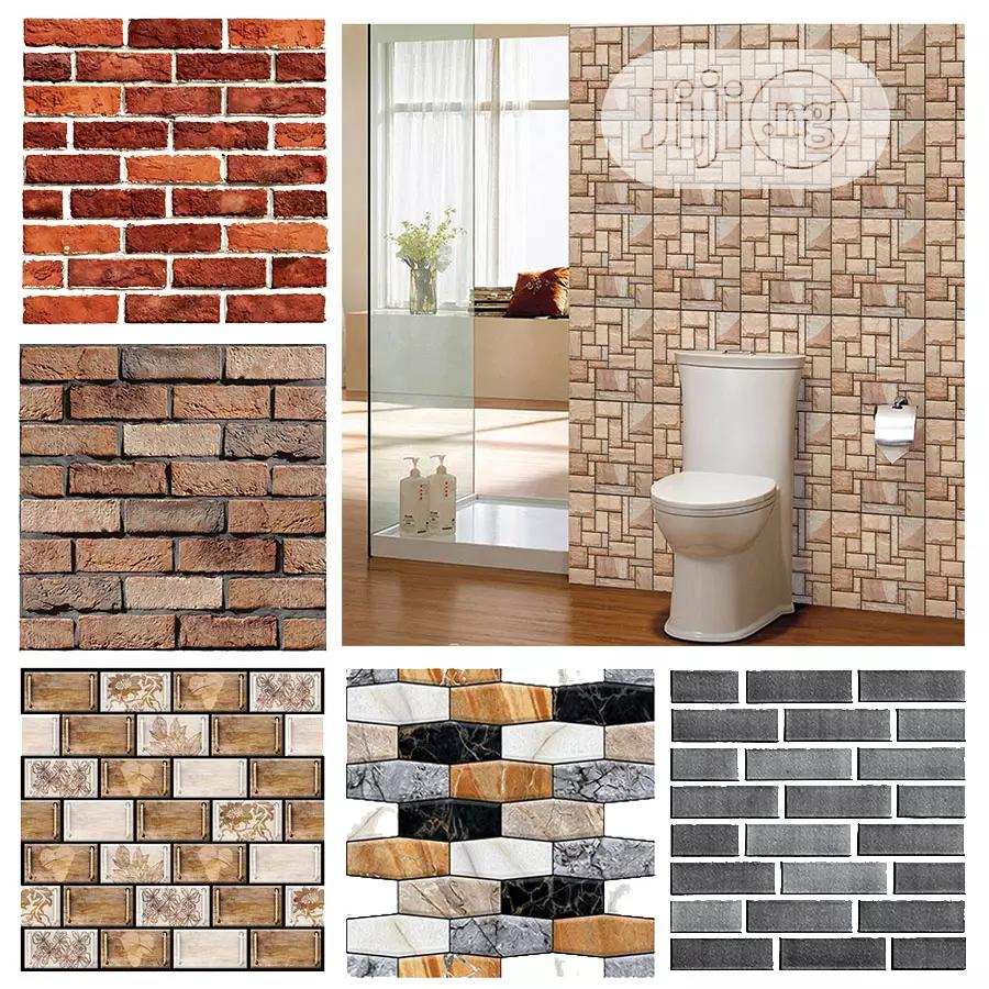 Adhesive Wall Stickers/Wallpapers