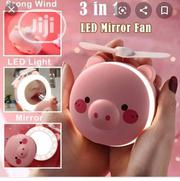 3in1 Fan+Mirror+Ledlight | Tools & Accessories for sale in Lagos State, Ikeja