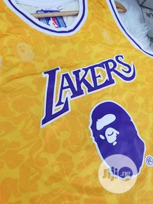 Basketball Jersey | Clothing for sale in Lagos State, Surulere