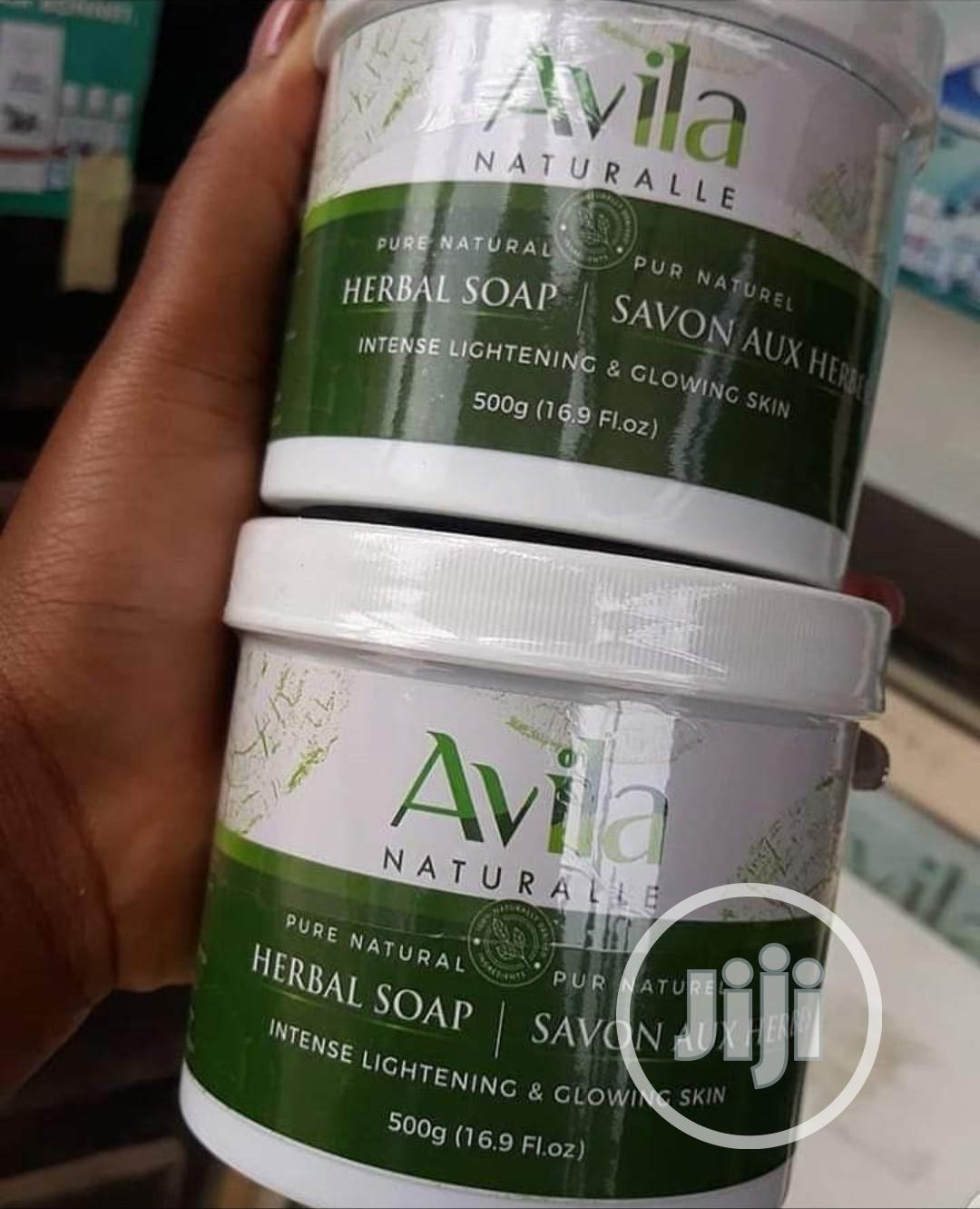 Avila Intense Lightning Soap | Bath & Body for sale in Isolo, Lagos State, Nigeria