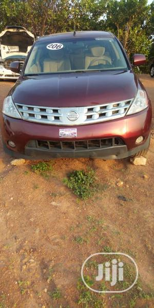Nissan Murano 2005 S AWD Red | Cars for sale in Abuja (FCT) State, Gwarinpa
