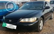 Honda Accord 2002 Black   Cars for sale in Abuja (FCT) State, Gwagwalada