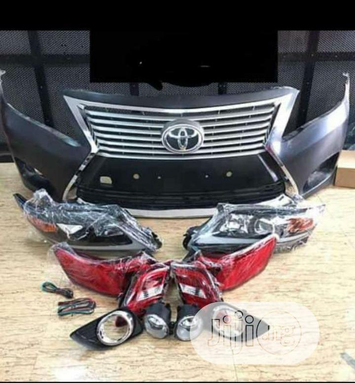 Complete Upgrading Kit Toyota Camry 2010