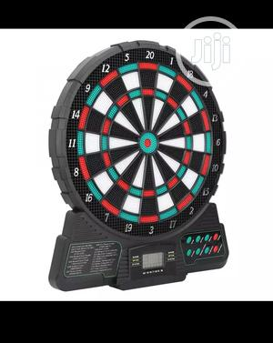 14.6 Inch Electronic Dartboard Darts Game   Sports Equipment for sale in Lagos State, Agege