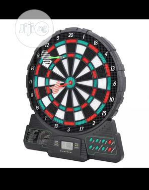 14.6 Inch Electronic Dartboard Darts Game Set   Sports Equipment for sale in Lagos State, Ikeja