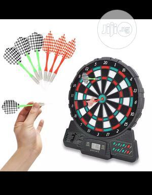 14.6 Inch Electronic Dartboard Darts Game Set   Arts & Crafts for sale in Lagos State, Apapa