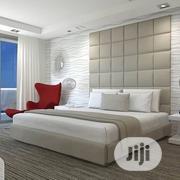 Full Sofar Bedhead Bed | Furniture for sale in Lagos State, Mushin