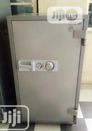 Brand New Imported Big Size Fire Resistant Safe With Security Numbers | Safety Equipment for sale in Lagos State, Yaba
