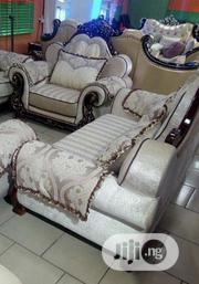 Imported Quality 7-seater Royal Sofa | Furniture for sale in Lagos State, Magodo