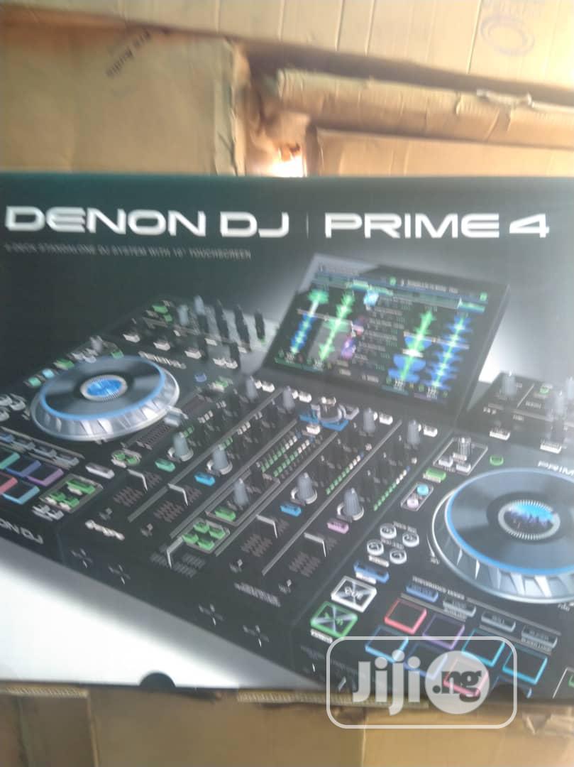 Denon DJ Prime4