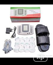Electric Stimulator Full Body Relax Muscle Theraphy Massager | Tools & Accessories for sale in Lagos State, Lekki Phase 2