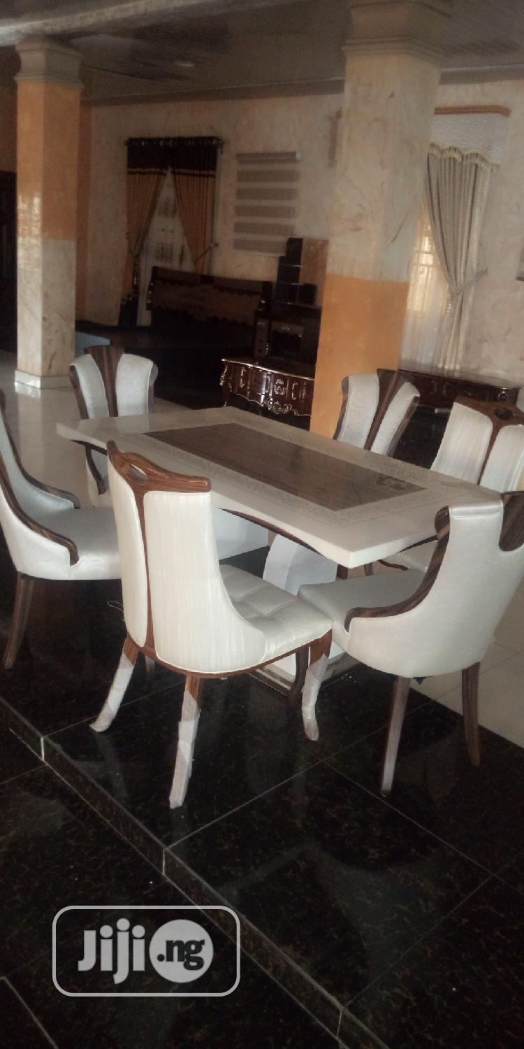Unique Italian Marble Dining Table In Lagos Island Eko Furniture Stuffzy Furniture Jiji Ng