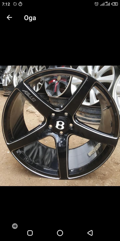 20 Rim for Mercedes Benz.