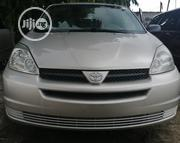 Toyota Sienna 2004 LE FWD (3.3L V6 5A) Silver | Cars for sale in Rivers State, Port-Harcourt