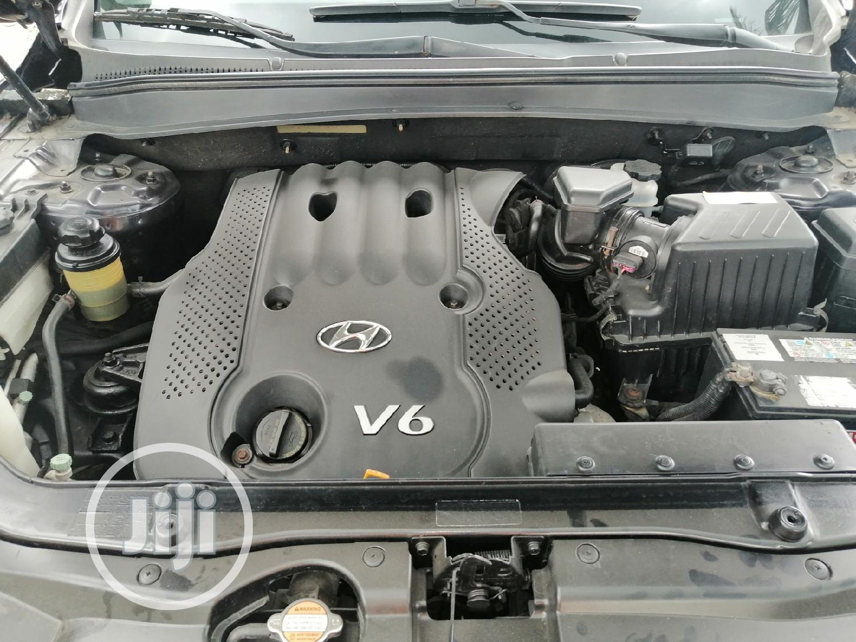 Archive: Hyundai Santa Fe 2009 2.7 V6 4WD Blue