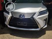 Lexus RX 2017 450h F Sport AWD White | Cars for sale in Lagos State, Amuwo-Odofin