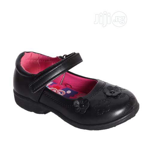 Girl's Dress Shoes - Black