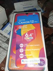New Tecno Camon 12 Pro 64 GB Blue | Mobile Phones for sale in Osun State, Orolu
