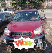Toyota RAV4 Automatic 2003 Red | Cars for sale in Lagos State, Isolo