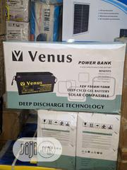 150ah 12v Venus Battery | Solar Energy for sale in Lagos State, Ojo