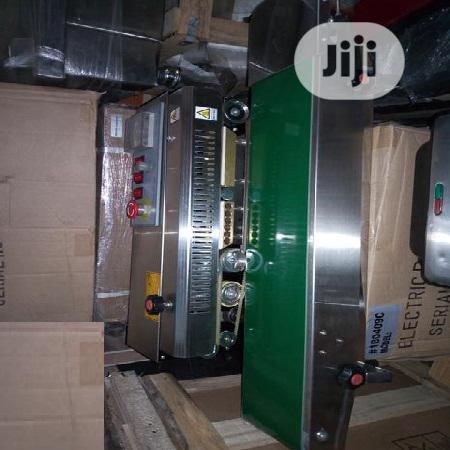 Commercial Air Bag Electric Continuous Band