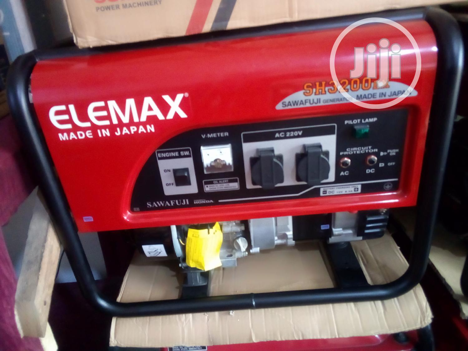 Original Japan Elemax Generator | Electrical Equipment for sale in Port-Harcourt, Rivers State, Nigeria