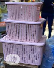 3 Set Storage Basket | Home Accessories for sale in Lagos State, Lagos Island