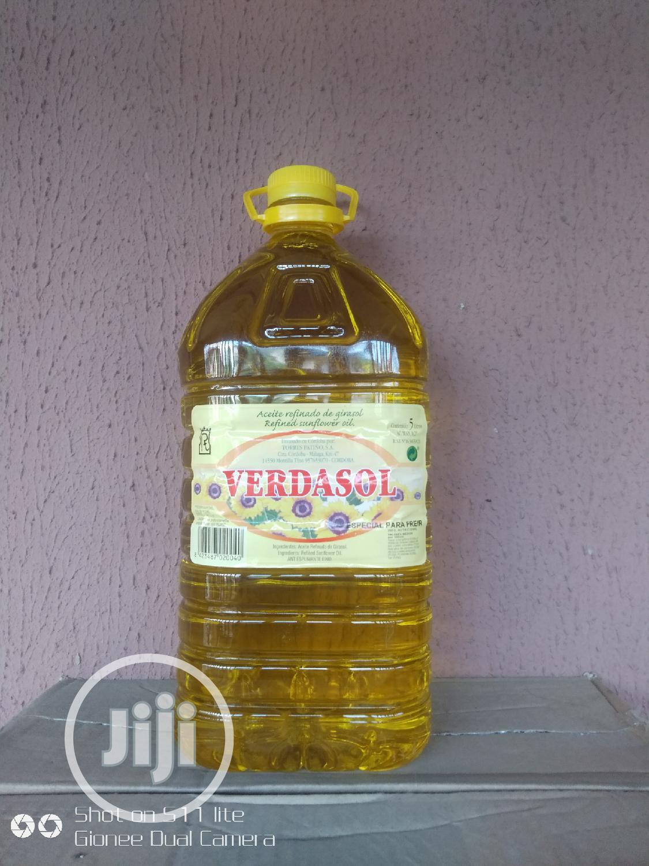 Archive: Sunflower Oil
