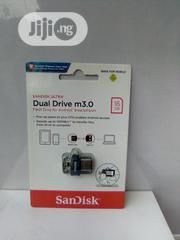 Original Sandisk 16GB Dual Flash Drive OTG   Computer Accessories  for sale in Lagos State, Yaba