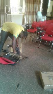 Installation Of Righting Chairs | Repair Services for sale in Lagos State, Lekki Phase 1