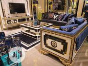 Turkeys Royal Versace Sofa | Furniture for sale in Lagos State, Lekki Phase 1