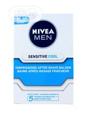 Nivea Aftershave Sensitive Cooling, 100 Ml | Skin Care for sale in Lagos State, Surulere