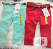 Girl's Skinny Trousers | Children's Clothing for sale in Lagos State, Surulere