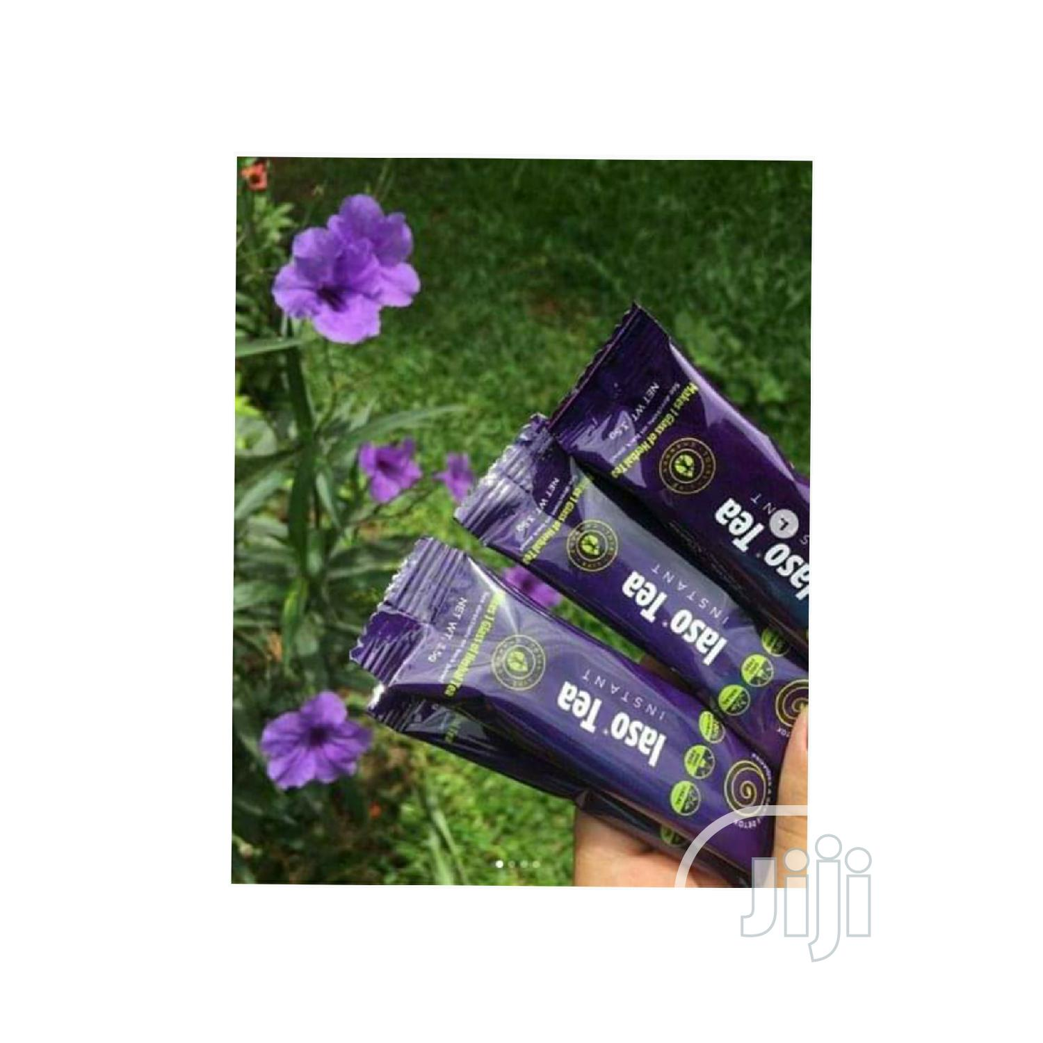 *Iaso Detox Tea Original Flavour A Pack Of 25sachets | Vitamins & Supplements for sale in Lekki Phase 1, Lagos State, Nigeria