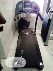 4HP Treadmill With MP3 and USB | Sports Equipment for sale in Lagos State, Ikoyi