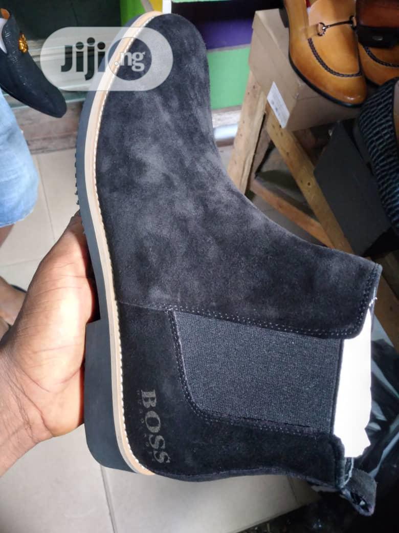 Hugo Boss Boot Shoe