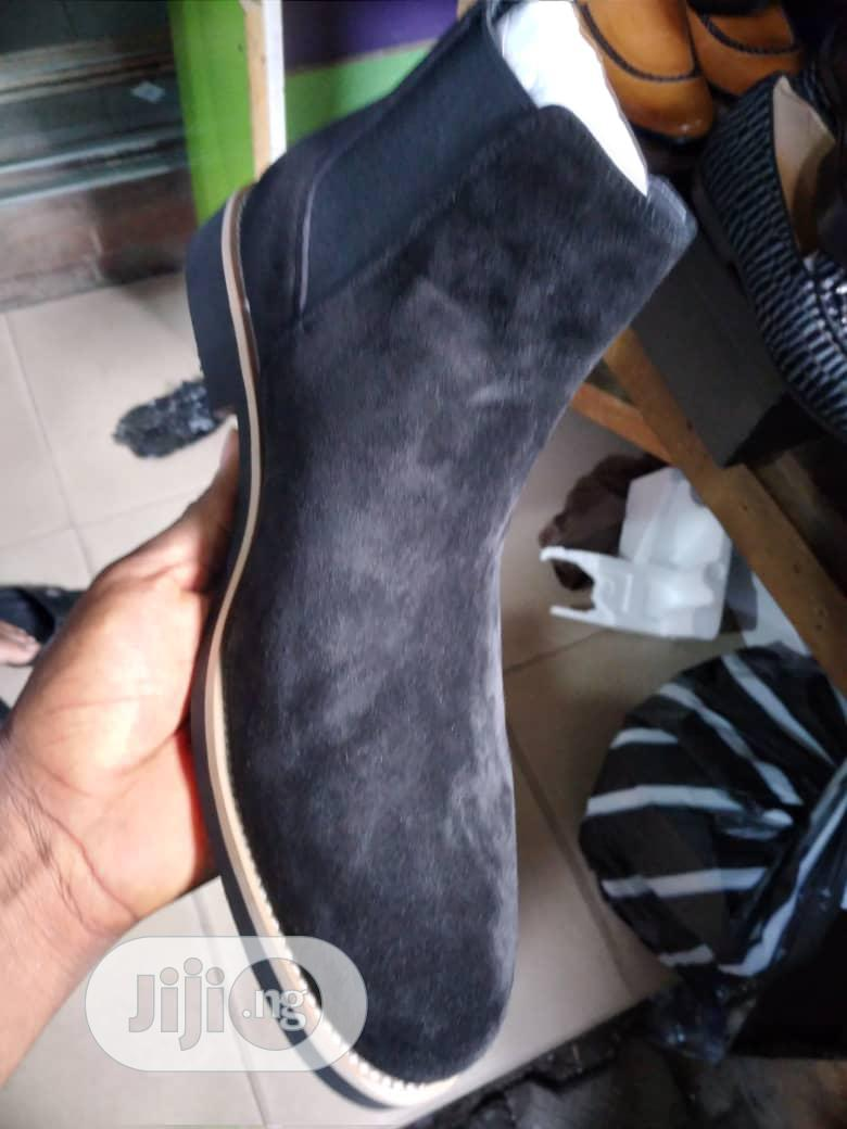 Hugo Boss Boot Shoe | Shoes for sale in Ikeja, Lagos State, Nigeria