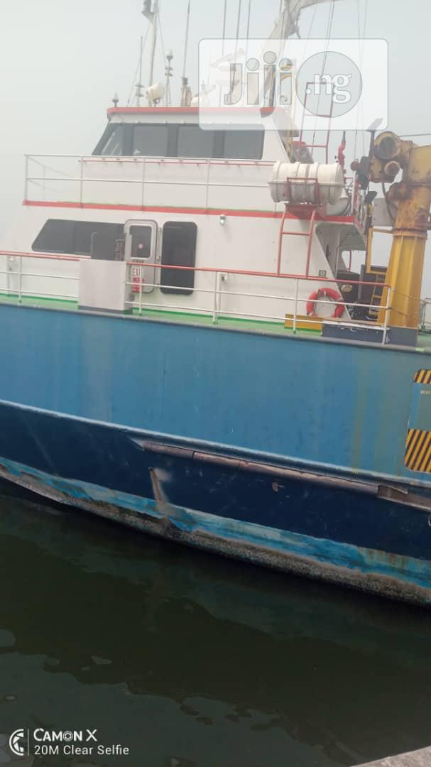 Archive: Supply Vessel For Hire