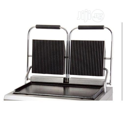 Electric Contact Grill Toaster
