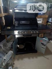 Commercial Barbecue Gas Grill 4 Burner | Kitchen Appliances for sale in Lagos State, Isolo
