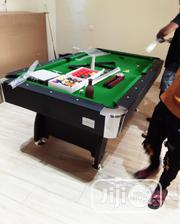 8feet Snooker Board With Accessories | Sports Equipment for sale in Lagos State, Oshodi-Isolo