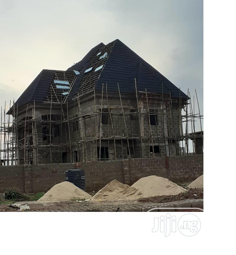 Most Durable And Solid Stone Coated Roofing Sheet Available At Do | Building & Trades Services for sale in Ajah, Lagos State, Nigeria