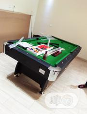 8feet Snooker Board With Complete Accessories | Sports Equipment for sale in Lagos State, Shomolu